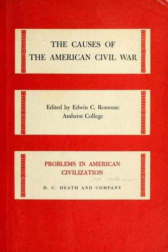 The causes of the American Civil War.