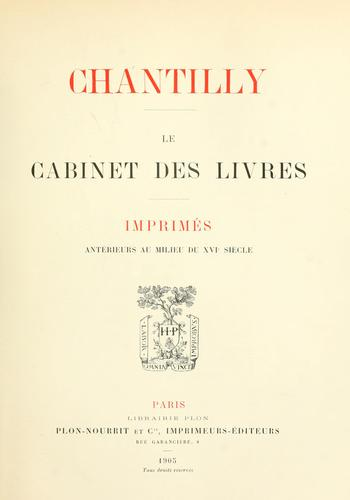 Download Chantilly.