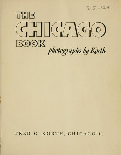 The Chicago book