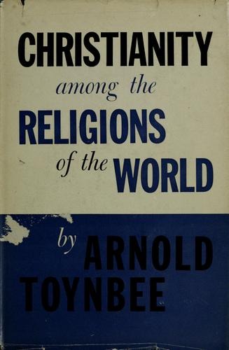 Download Christianity among the religions of the world