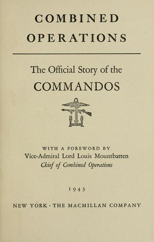 Download Combined operations