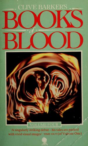 Clive Barker's books of blood Volume Four