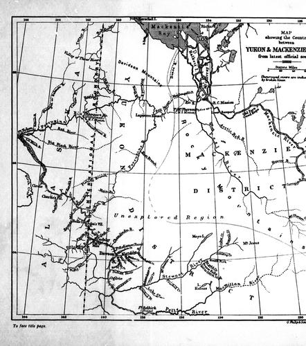 Download The routes and mineral resources of north western Canada