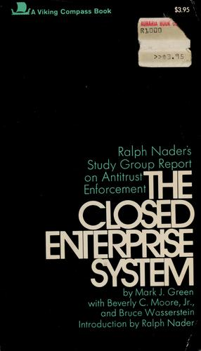Download The closed enterprise system