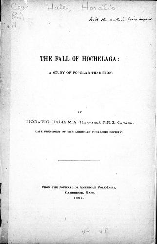 Download The fall of Hochelaga