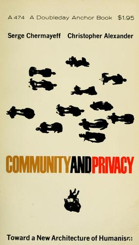 Download Community and privacy