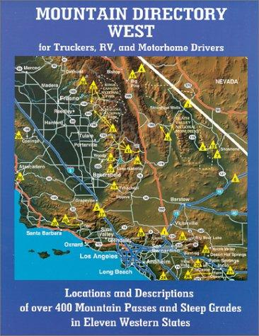 Download Mountain Directory West for Truckers, RV, and Motorhome Drivers