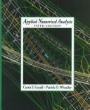 Download Applied numerical analysis