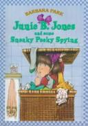 Download Junie B. Jones and some sneaky peeky spying