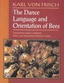 Image for The Dance Language and Orientation of Bees