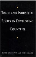 Download Trade and industrial policy in developing countries