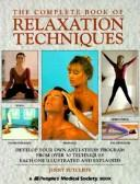 Download The complete book of relaxation techniques