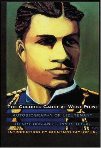 Download The colored cadet at West Point