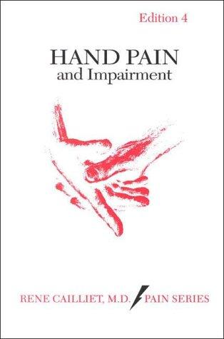 Download Hand pain and impairment