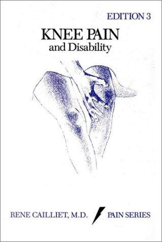 Download Knee pain and disability