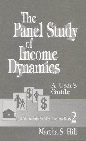 The panel study of income dynamics