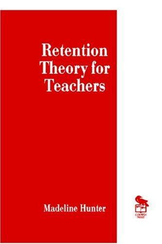 Download Retention theory for teachers