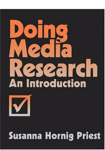Download Doing Media Research