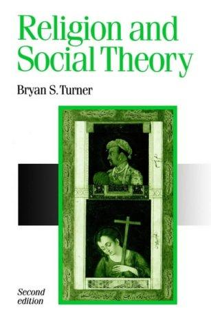 Religion and social theory