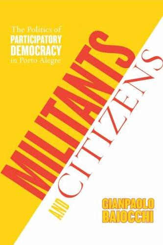 Militants and Citizens