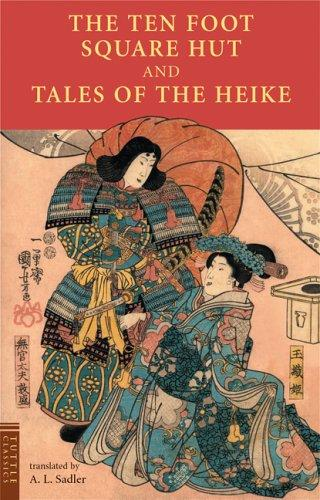 Download Ten Foot Square Hut And Tales of the Heike