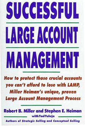 Download Successful large account management