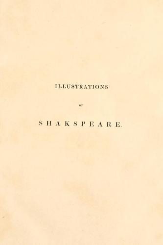 Illustrations of Shakespeare and of ancient manners