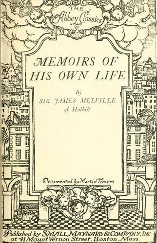 Download Memoirs of his own life
