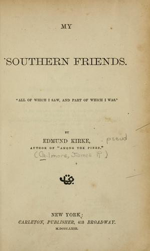 Download My southern friends