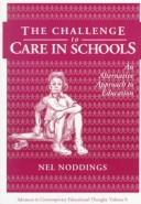 Download The challenge to care in schools