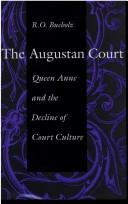 Image for The Augustan Court: Queen Anne and the Decline of Court Culture