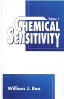 Download Chemical sensitivity