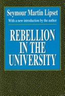 Download Rebellion in the university