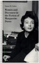 Women and discourse in the fiction of Marguerite Duras