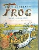 Download Frog Went A-Courtin
