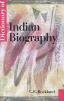 Dictionary of Indian Biography