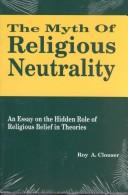 Download The Myth of Religious Neutrality