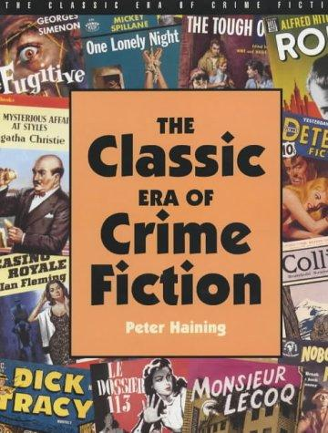 The classic era of crime fiction