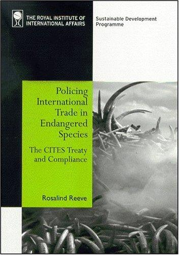 Download Policing international trade in endangered species