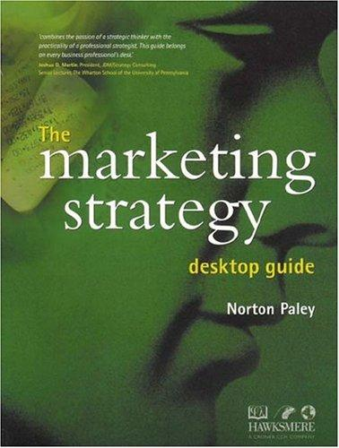 Download The Marketing Strategy Desktop Guide