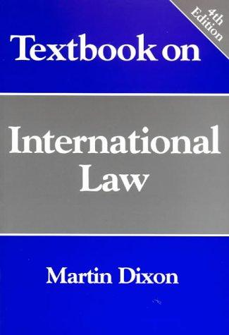 Download Textbook on international law