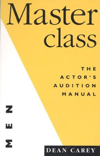 Download Masterclass: The Actor's Audition Manual