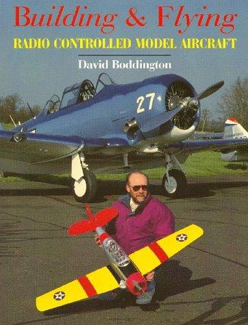 Image for Building and Flying Radio Control Model Aircraft (Radio Control Handbooks)