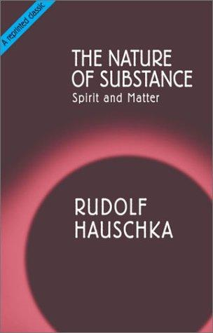 Download The Nature of Substance