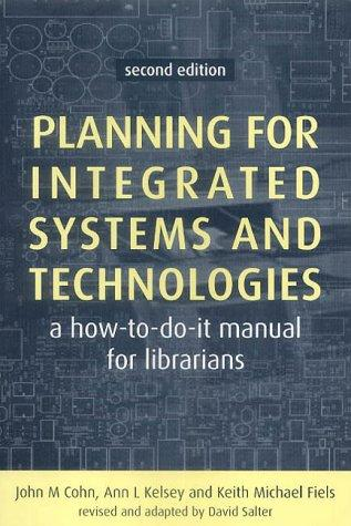 Download Planning for integrated systems and technologies