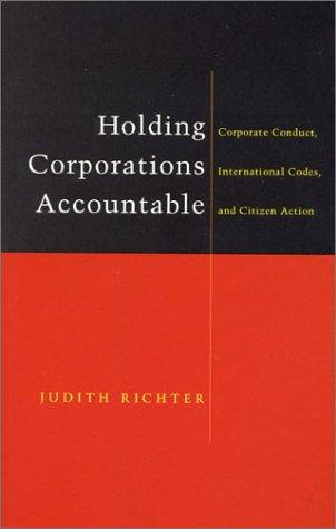 Download Holding Corporations Accountable