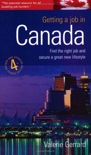 Download Getting a Job in Canada