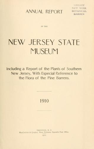 Download The plants of southern New Jersey