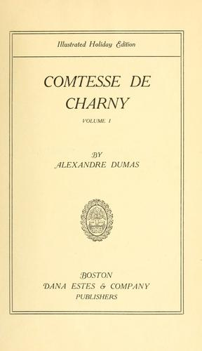 Download Comtesse de Charny.