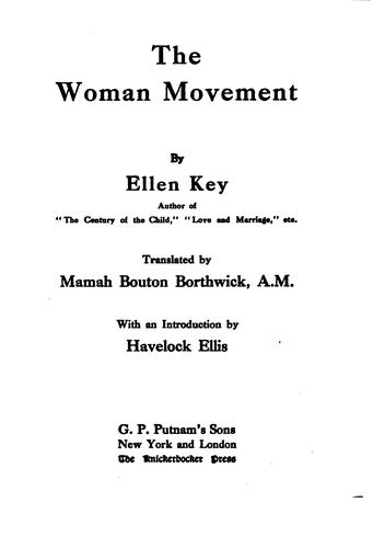 Download The woman movement